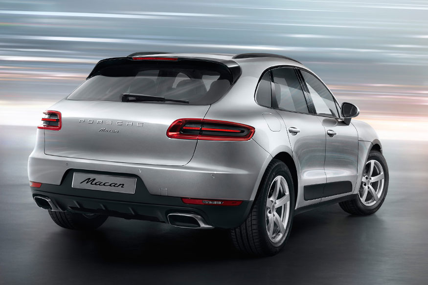 Porsche Macan R4 Launched at Rs. 76.84 Lacs!