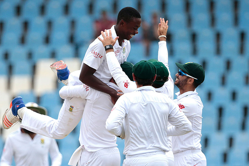 File Image of South African Cricket Team. (Getty Images)