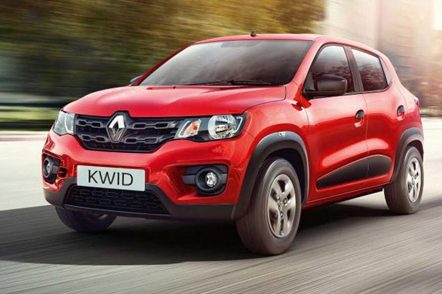 Renault Kwid (Image Courtesy: Renault India)