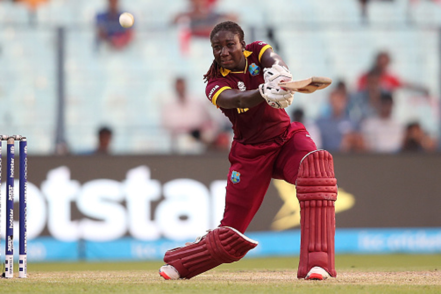 A file photo of West Indies' women's cricket team skipper Stafanie Taylor. (Getty Images)