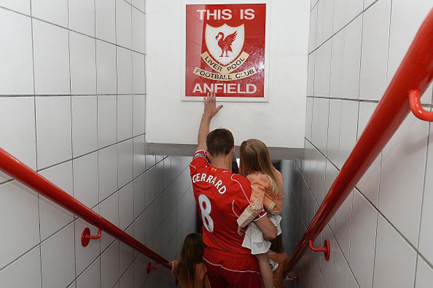File Image of Steven Gerrard. (Getty Images)
