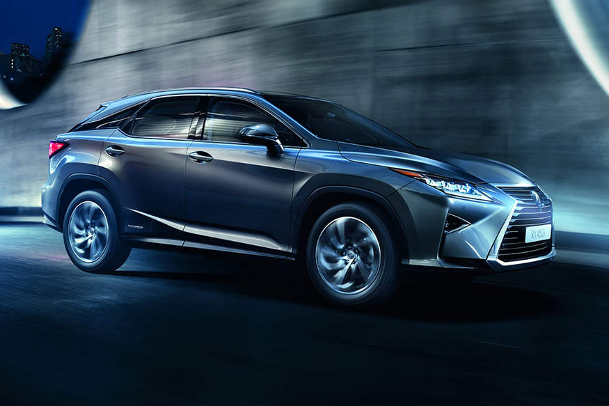 Toyota Begins Bookings For Lexus in India, First Dealership to Open in Mumbai