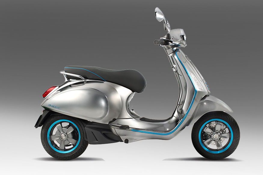 can the electric vespa elettrica create the same buzz as the