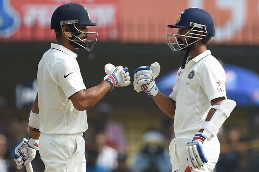 File Image of Virat Kohli and Ajinkya Rahane. (Getty Images)