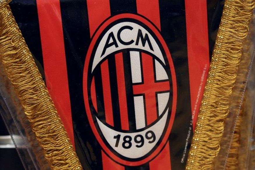 AC Milan club logo (Photo Courtesy: Reuters)