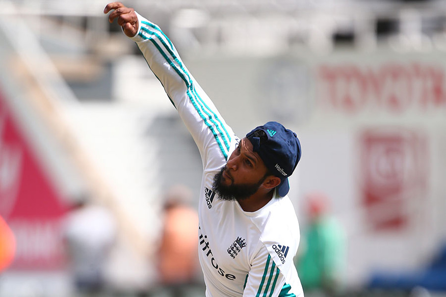 Adil Rashid. (Getty Images)