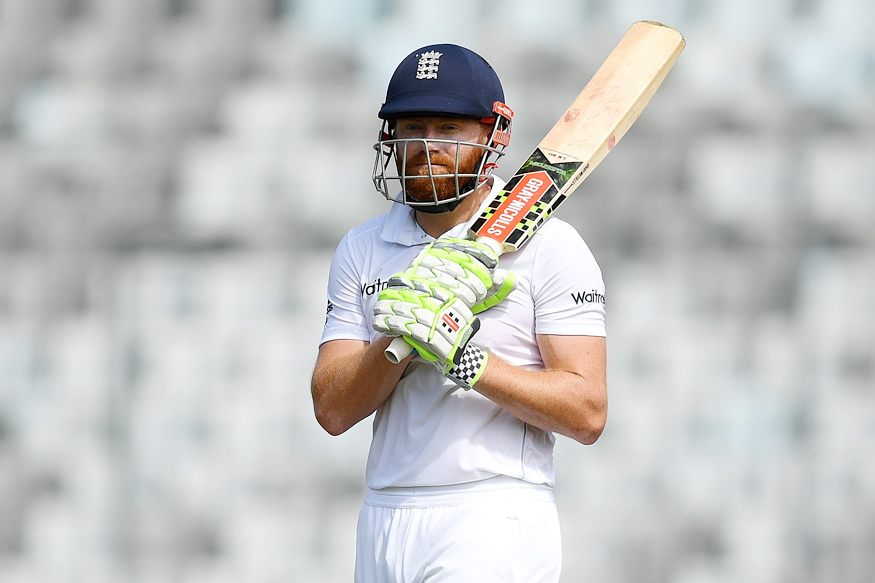 Jonathan Bairstow. (Getty Images)