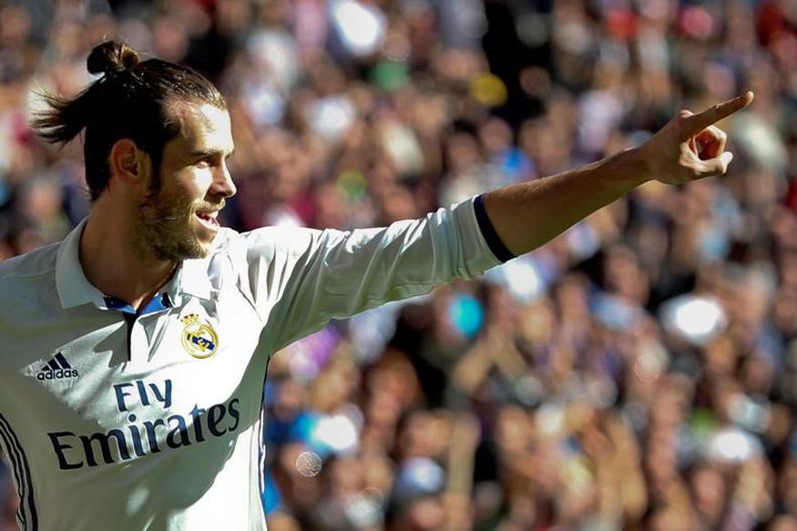 Gareth Bale . (Image credit: Reuters)