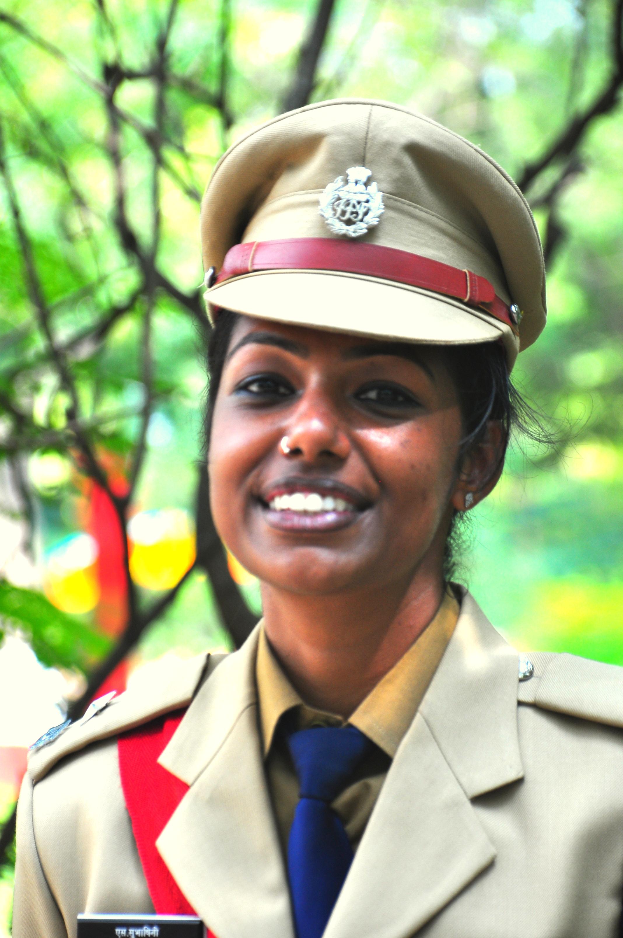 Tamilnadu police officers photos