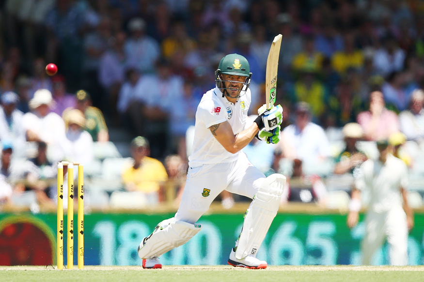 Faf du Plessis. (Getty Images)
