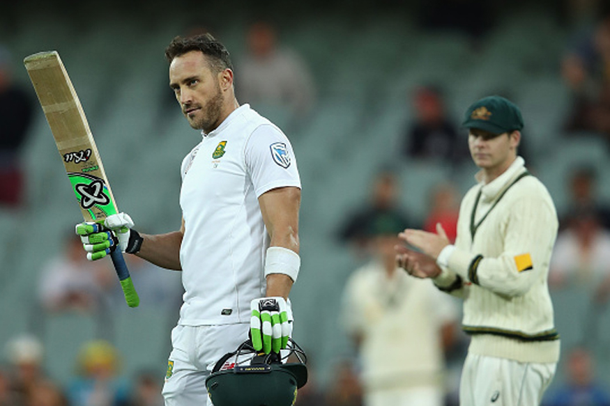 A file photo of South Africa skipper Faf du Plessis. (Getty Images)