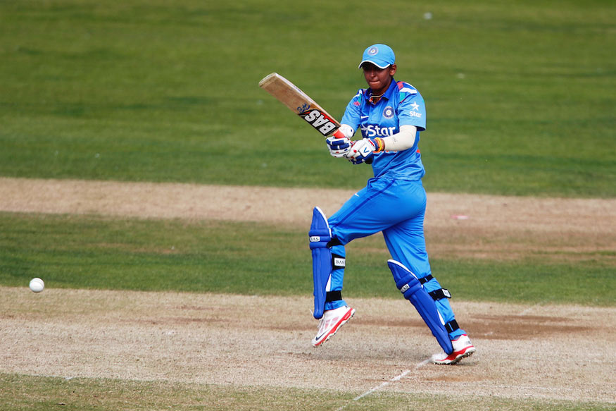 Harmanpreet Kaur. (Getty Images)