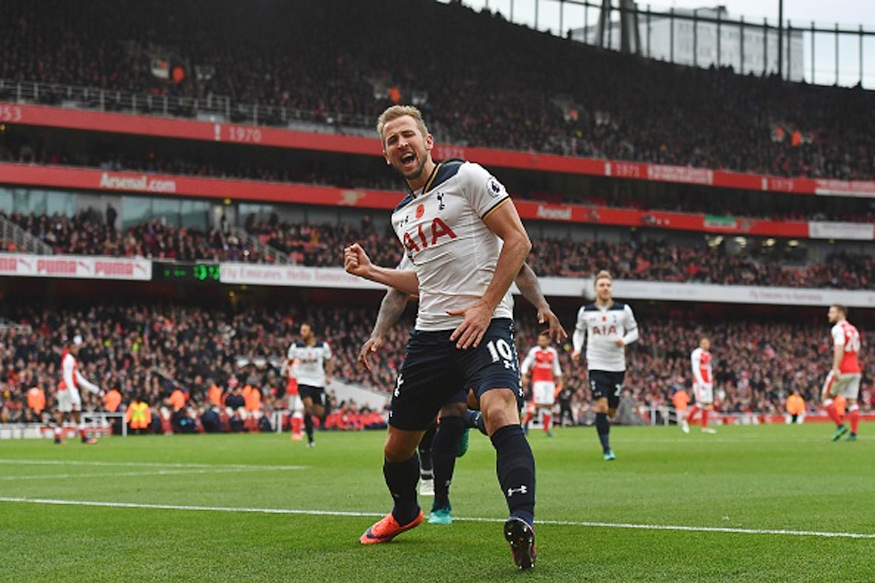 Harry Kane. (Getty Images)