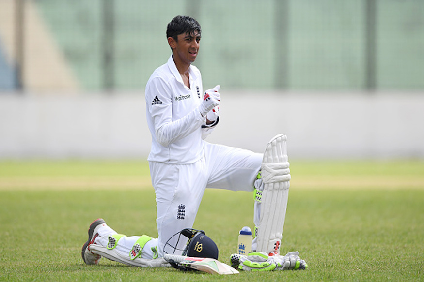 England Star Haseeb Hameed Breaks Finger Ahead of Ashes