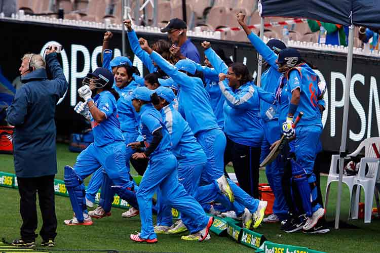 File Image of Indian Women's Cricket Team. (Getty Images)