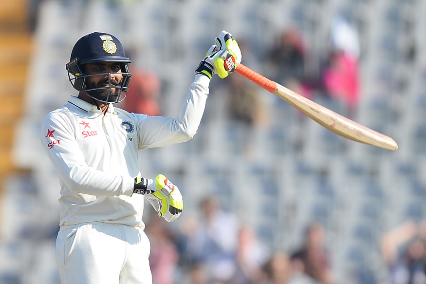 Ravindra Jadeja Smashes Six Sixes in an Over in Inter-District Match