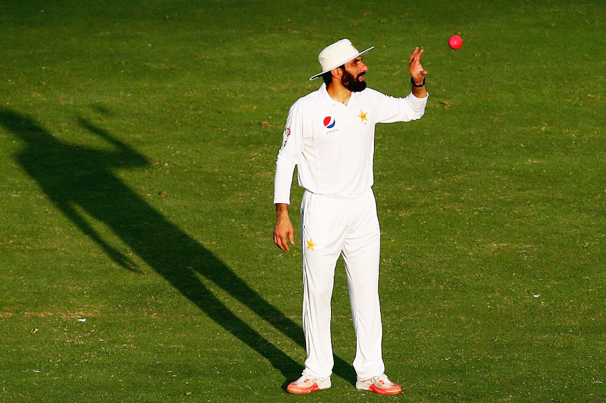 Misbah-ul-Haq. (Getty Images)