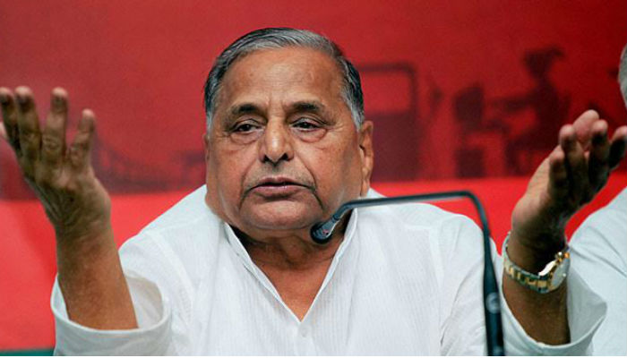 Give Full Freedom to Army to Deal With Situation in JK: Mulayam Singh Yadav