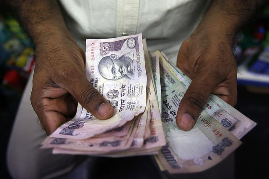 Rupee Spurts 23 Paise Against Dollar in Early