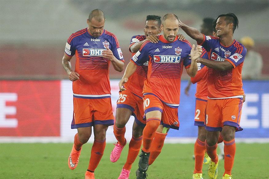 FC Pune City. (Image Credit: ISL)