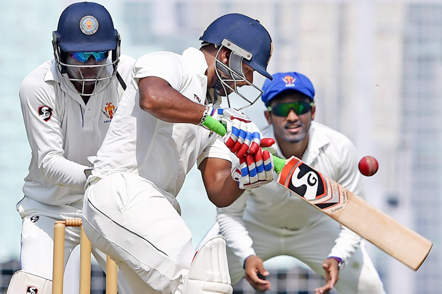 Ranji Trophy 2016-17 Live Updates: Round 9, Day 2