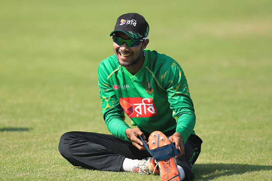 Pace bowler Al-Amin Hossain and batsman Sabbir Rahman (in pic) were both fined around $15,000. (Getty Images)
