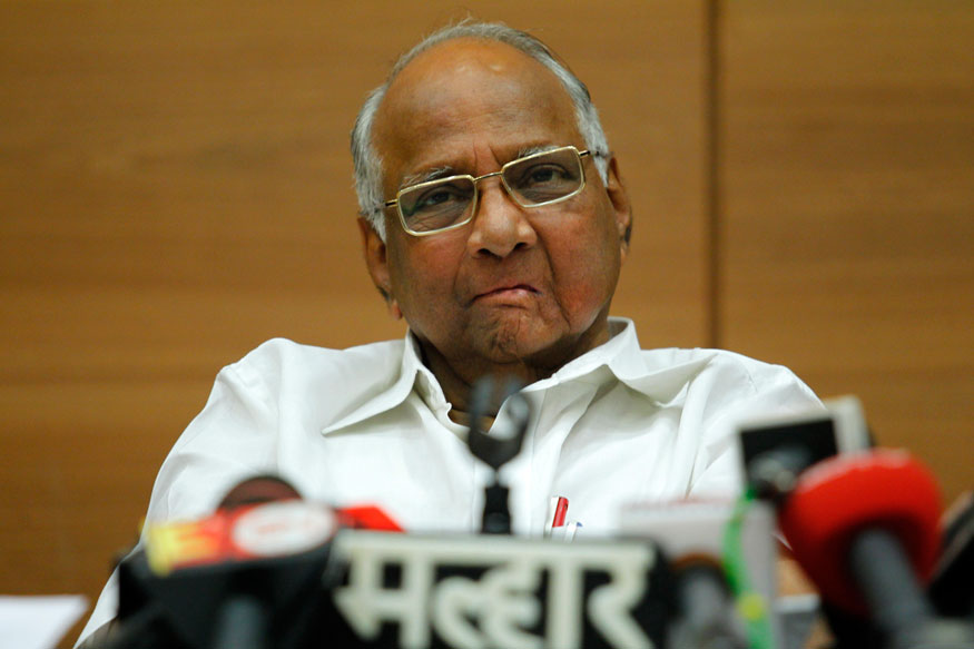 'Shame on you,' Pawar tells PM Modi for Remarks Against Manmohan