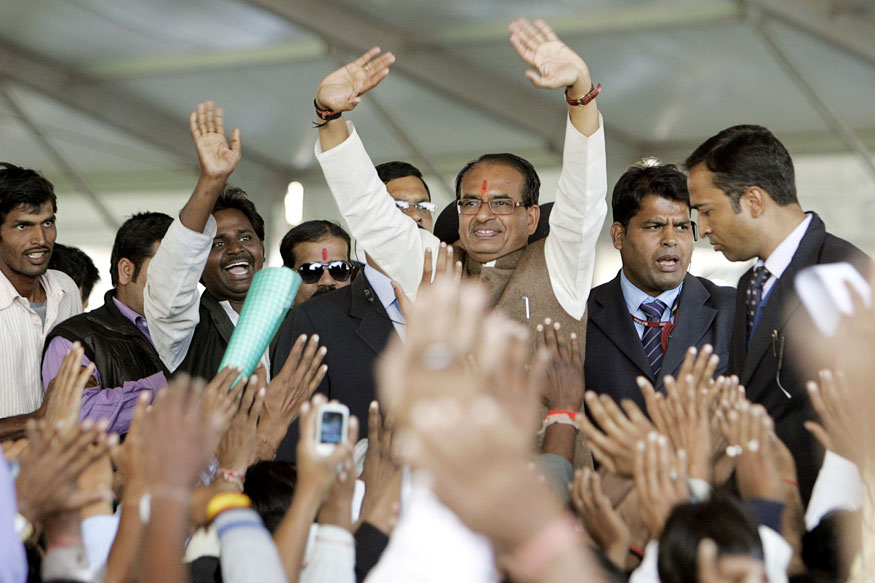 Congress Leader Given 2 Years in Jail For 'Defaming' MP CM Shivraj Singh Chouhan, Gets Bail