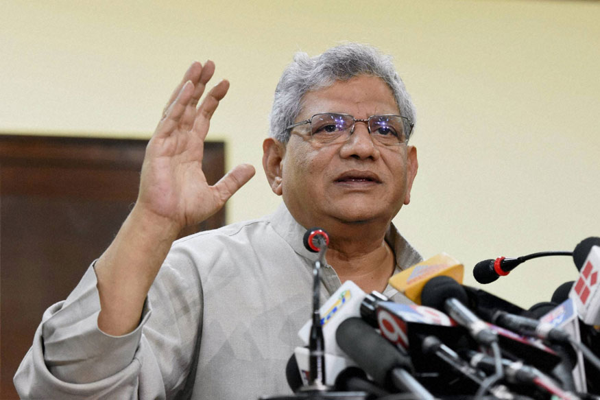 Sitaram Yechury Offered to Quit CPM Top Post Twice Over Weekend Amid Rift With Prakash Karat