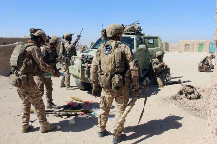 Taliban Kills 8 Policemen in Northern Province, Says Official