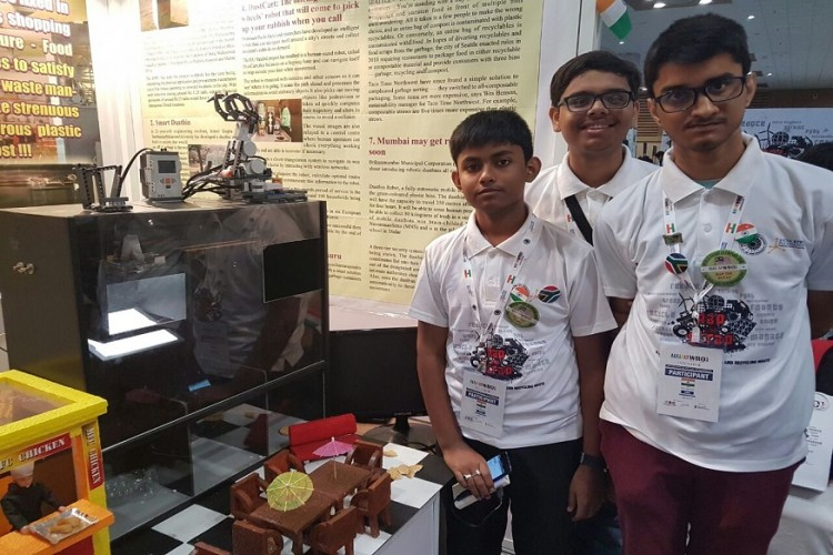 World Robot Olympiad 2016, Robotics, Event, Waste Management, Technology News, National Council of Science Museums, Ministry of Culture, India STEM Foundation, International Championship