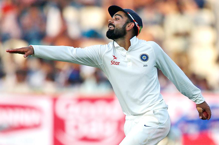 Virat Kohli. (Image credit: AP)
