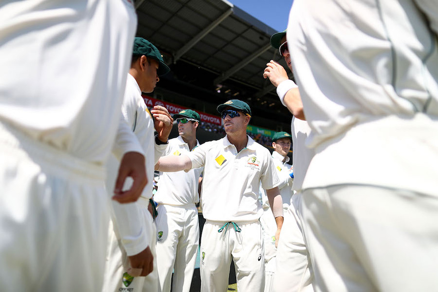 David Warner. (Getty Images)