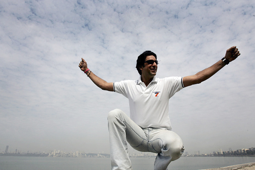 Swing king Wasim Akram to train Sri Lanka pacers