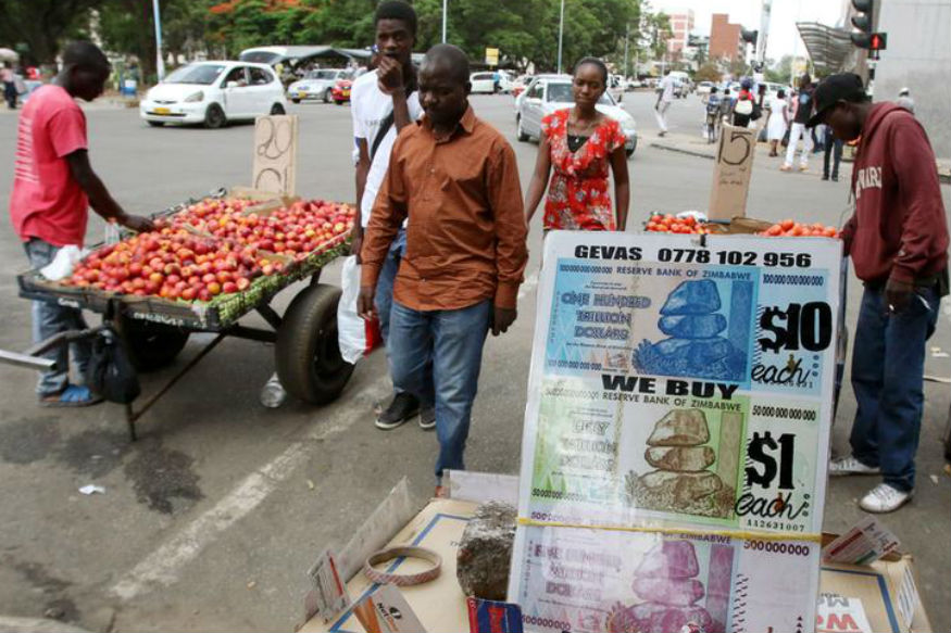 major causes inflation zimbabwe and southern africa genera
