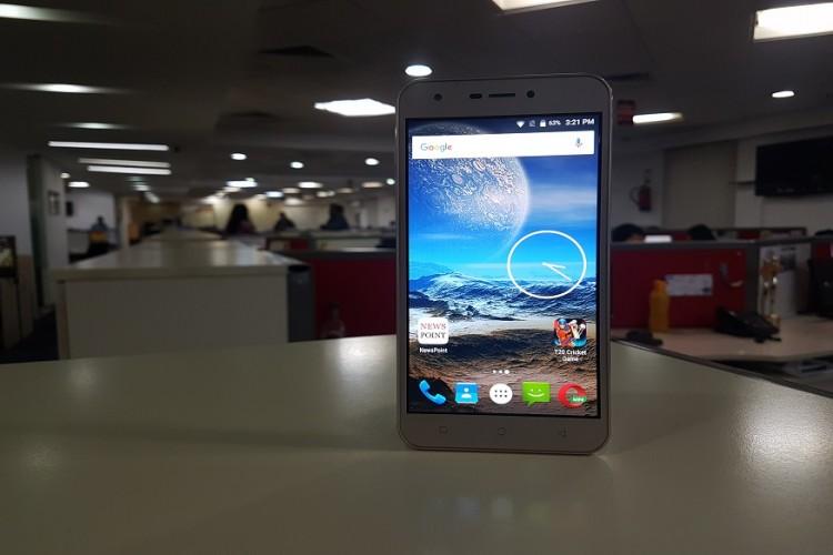 Intex Aqua 5.5 VR, Intex, Aqua 5.5 VR, Android, Smartphone, Android 6.0, 2800 mAh battery, Budget Smartphone, Virtual Reality, VR headset