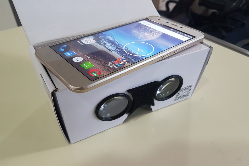 Intex Aqua 5.5 VR Review: Promises to Give You a Taste of Virtual Reality in a Budget