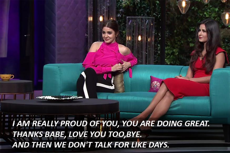 Deepika Padukone praises Anushka Sharma and Katrina Kaif