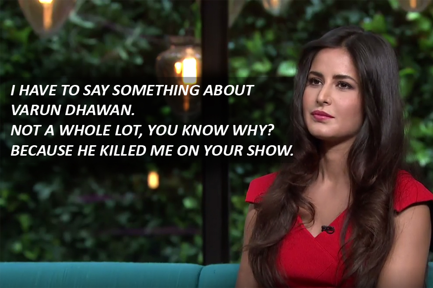 Friends With Deepika, Not So Much, Says Anushka, Katrina