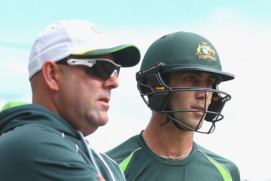 Australia Coach Darren Lehmann Looks to Defuse Maxwell-Wade Row