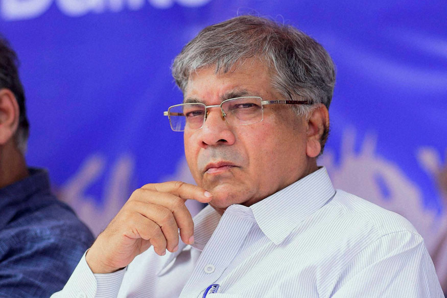 Prakash Ambedkar Dares Government to do Away With Reservations
