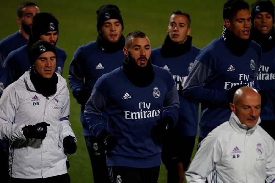 Real Madrid 3-2 Deportivo La Coruña