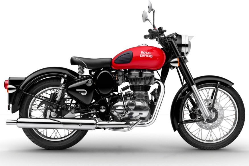 Royal Enfield Classic 350. (Photo: Royal Enfield)
