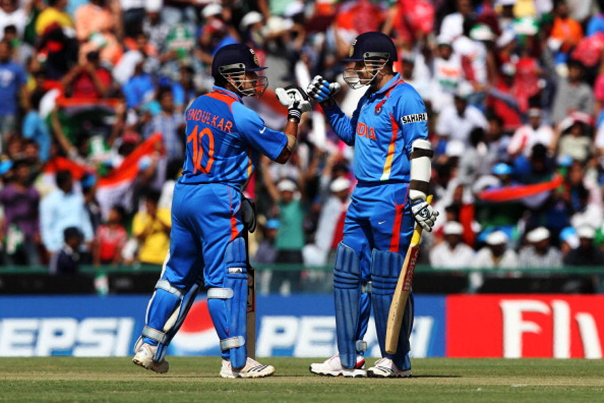 Enjoyed Watching Virender Sehwag Bat the Most: Sachin Tendulkar