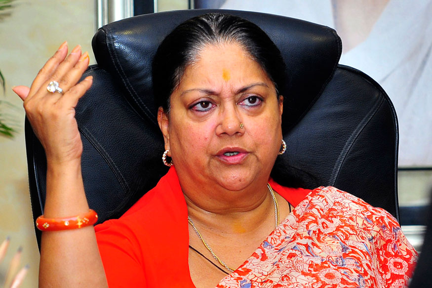 Vasundhara Raje Govt's Move to Gag the Press Crosses 'Lakshman Rekha' Drawn by SC