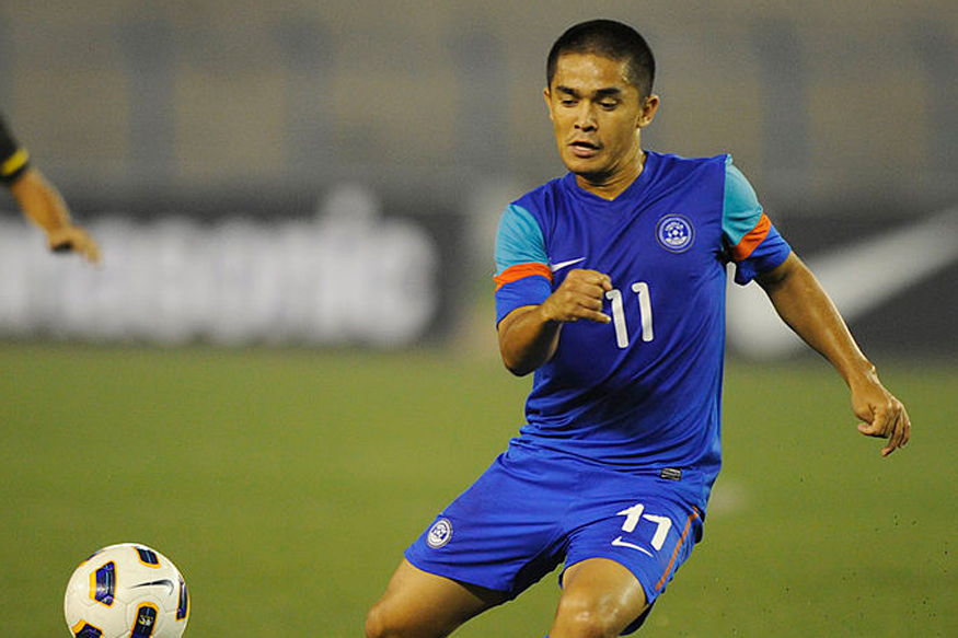 Asian Cup Qualification a Must For India: Sunil Chhetri ...