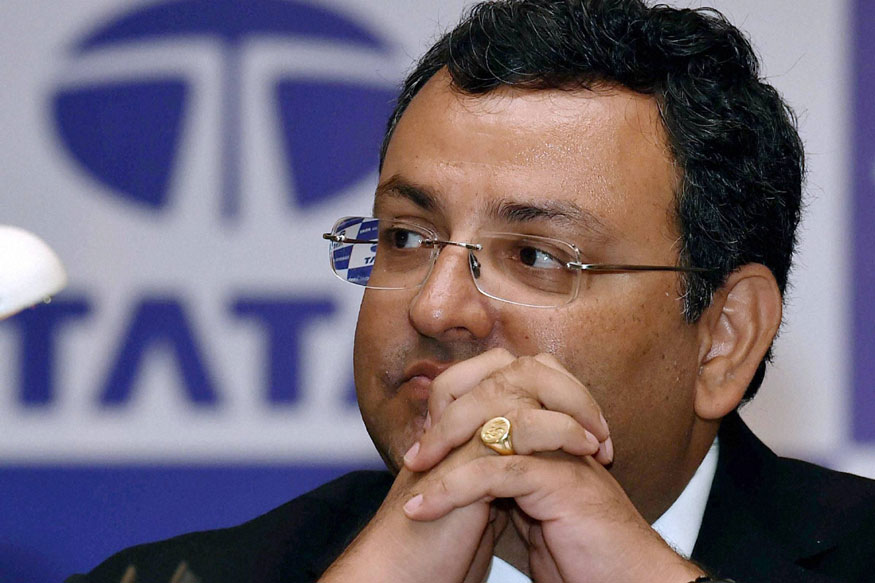 'I am Being Sacked', Mistry Texted Wife Minutes Before Tata Board Meet