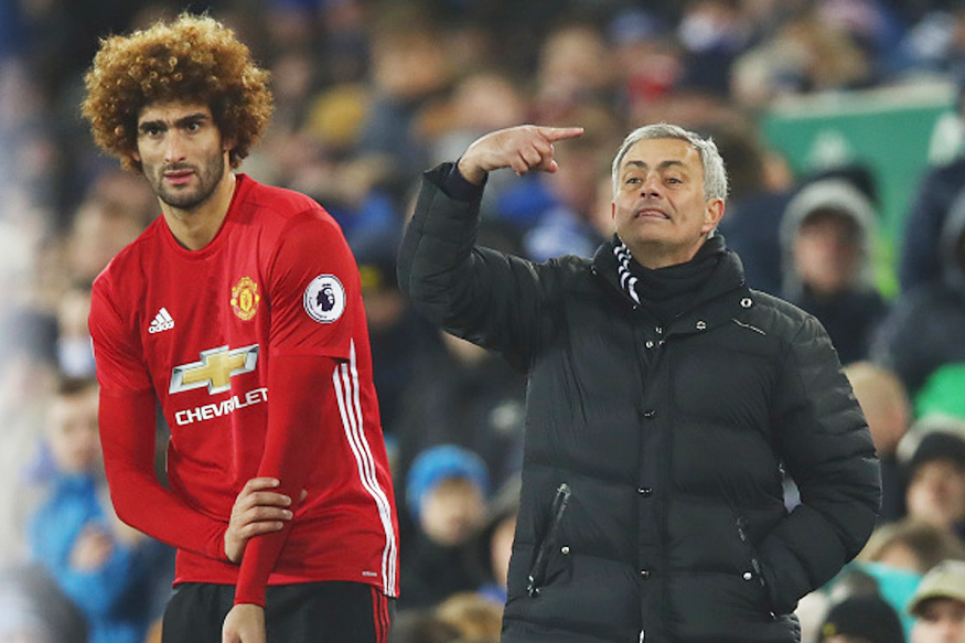 Jose Mourinho Accepts Fans Right to Boo Marouane Fellaini