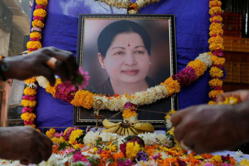 Retired Madras HC Judge Arumugasamy to Probe Jayalalithaa's Death
