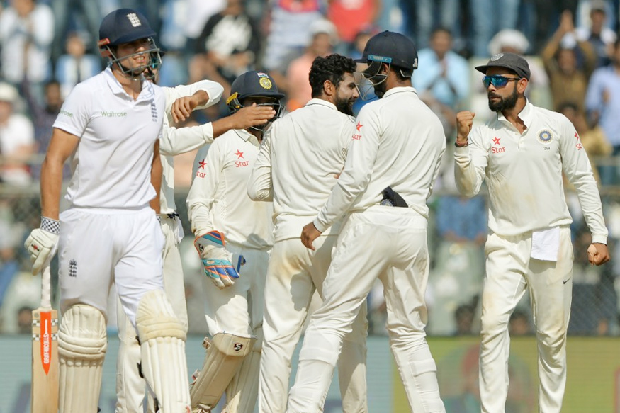 4th Test: Spinners Put India on Top After Kohli-Jayant Show